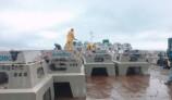 포스코, 철강슬래그 활용해 해양생태계 살리는 바다숲 조성