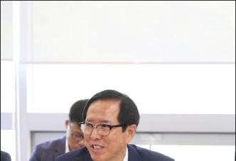 송귀근 고흥군수, 촛불집회 발언 관련 해명