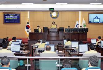 광양시의회, 제2회 추경 1조 1,981억 원 확정